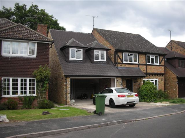 Extensions vaulted roofs building design for Garage extension plans