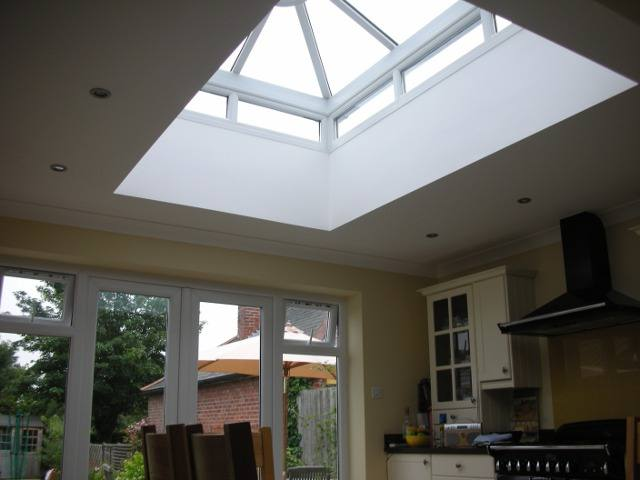 Delicieux Kitchen Extension In Binfield, Berkshire, Including Roof Lanterns AFTER  Part 17 .