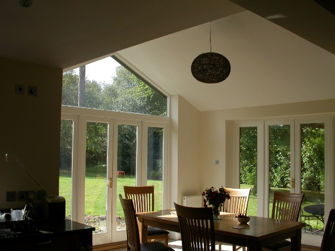 Extensions Vaulted Roofs Building Design Rennovations