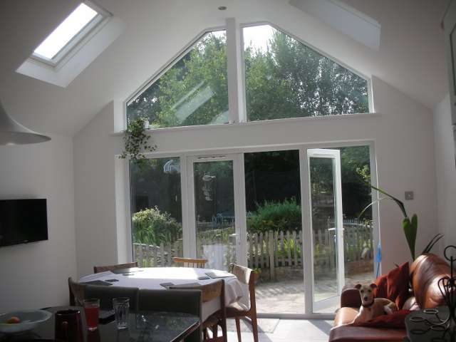 Extensions Vaulted Roofs Building Design